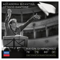 Haydn: Symphonies 78, 79, 80, 81