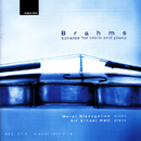 Brahms: Sonatas for Violin and Piano/Marat Bisengaliev, Sir Ernest Hall