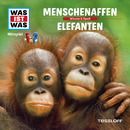 33: Menschenaffen / Elefanten/Was Ist Was