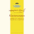 Mozart: Piano Sonatas, K.310; K.331; K.332 & K.545/Conrad Hansen