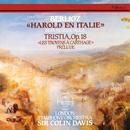 Berlioz: Harold In Italy; Tristia; Les Troyens à Carthage - Prelude/Sir Colin Davis, Nobuko Imai, London Symphony Orchestra