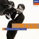 Britten: Cello Suites/Robert Cohen