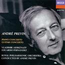 Previn: Piano Concerto; Guitar Concerto/Vladimir Ashkenazy, Eduardo Fernández, Royal Philharmonic Orchestra, André Previn