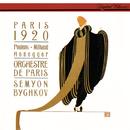 Paris 1920 - Poulenc: Les Biches; Milhaud: Le boeuf sur le toit; Honegger: Pacific 231/Semyon Bychkov, Orchestre de Paris