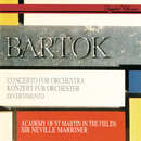 Bartók: Concerto For Orchestra; Divertimento/Sir Neville Marriner, Academy of St. Martin in the Fields