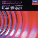 Harbison: Symphony No. 2; Oboe Concerto / Sessions: Symphony No. 2/Herbert Blomstedt, San Francisco Symphony