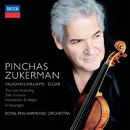 Vaughan Williams & Elgar: The Lark Ascending; Tallis Fantasia; Introduction & Allegro; In Moonlight/Pinchas Zukerman, Royal Philharmonic Orchestra