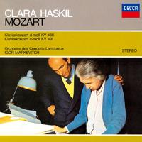 モーツァルト:ピアノ協奏曲 第20番・第24番