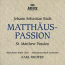 J.S.バッハ:マタイ受難曲 BWV244/Irmgard Seefried, Hertha Töpper, Ernst Haefliger, Dietrich Fischer-Dieskau, Munich Bach Orchestra, Karl Richter, Munich Bach Chorus, Munich Chorknaben
