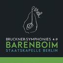 ブルックナー:  交響曲 第4-9番/Staatskapelle Berlin, Daniel Barenboim