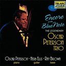 Encore At The Blue Note/The Oscar Peterson Trio