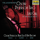 Last Call At The Blue Note/The Oscar Peterson Trio