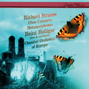 Richard Strauss: Oboe Concerto; Metamorphosen/Heinz Holliger, Chamber Orchestra Of Europe