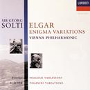 エニグマ変奏曲/孔雀変奏曲、他/Wiener Philharmoniker, Sir Georg Solti