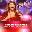 When A Man Loves A Woman (The Voice Van Vlaanderen 2016)/Julie Daems