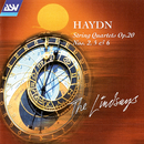 Haydn: String Quartets Op. 20 Nos. 2, 5 and 6/The Lindsays