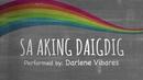 Sa Aking Daigdig(Lyric Video)/Darlene Vibares