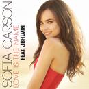 Love Is the Name (feat. J. Balvin)/Sofia Carson