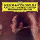 シューベルト:交響曲第8番<未完成>&第3番/Wiener Philharmoniker, Carlos Kleiber