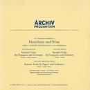 Mozart, L. / Haydn, M. / Bach, J.C. / Telemann: Trumpet Concertos/Adolf Scherbaum, Fritz Henker, Chamber Orchestra of the Saarländischen Rundfunk, Bach Orchester Hamburg, Karl Ristenpart, Robert Stehli, Kammermusikkreis Emil Seiler