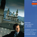 Mozart: Piano Concertos Nos. 24 & 25/András Schiff, Camerata Academica des Mozarteums Salzburg, Sándor Végh