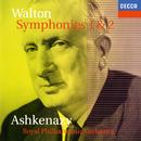 Walton: Symphonies Nos. 1 & 2/Royal Philharmonic Orchestra, Vladimir Ashkenazy