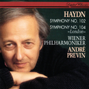 Haydn: Symphonies Nos. 102 & 104/André Previn, Wiener Philharmoniker