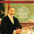 Elgar: Symphony No. 2; Cockaigne/André Previn, London Symphony Orchestra