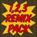1, 2, 3 (Remixes) (feat. Ronnie Flex)/Lil Kleine