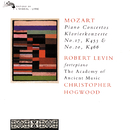 Mozart: Piano Concertos Nos. 17 & 20/Robert Levin, The Academy of Ancient Music, Christopher Hogwood