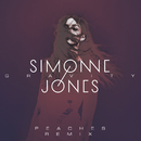 Gravity (Peaches Remix)/Simonne Jones