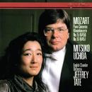 Mozart: Piano Concertos Nos. 15 & 16/Mitsuko Uchida, English Chamber Orchestra, Jeffrey Tate