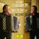 Marche turque - Sonate pour piano No. 11, K. 331/Richard Galliano
