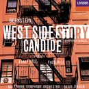 Bernstein: West Side Story Symphonic Dances; Facsimile; Fancy Free; Candide Overture/Baltimore Symphony Orchestra, David Zinman