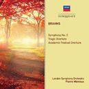 Brahms: Symphony No. 2; Overtures/Pierre Monteux, London Symphony Orchestra