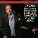 Mozart: Piano Sonatas Nos. 2 & 9; Rondo In D Major/Claudio Arrau