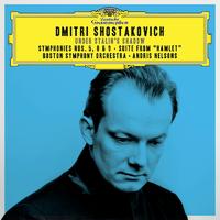 ショスタコーヴィチ:交響曲第5番、第8番&第9番、他(Live)/Boston Symphony Orchestra, Andris Nelsons
