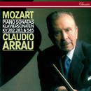 Mozart: Piano Sonatas Nos. 4, 5 & 16/Claudio Arrau