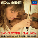 Shostakovich: Violin Concerto No.1, 2. Scherzo/Nicola Benedetti, Bournemouth Symphony Orchestra, Kirill Karabits
