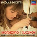 Shostakovich: Violin Concerto No.1; Glazunov: Violin Concerto/Nicola Benedetti, Bournemouth Symphony Orchestra, Kirill Karabits