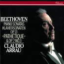 "Beethoven: Piano Sonatas Nos. 3 & 8 ""Pathétique""/Claudio Arrau"