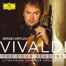 The Four Seasons, Concertos RV 249 & 284/Sergej Krylov, Lithuanian Chamber Orchestra