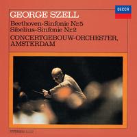 ベートーヴェン: 交響曲 第5番、シベリウス: 交響曲 第2番