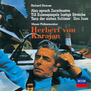 R.シュトラウス:交響詩<ツァラトゥストラはかく語りき>、他/Herbert von Karajan, Wiener Philharmoniker