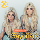 Sayonara (The Remixes)/Rebecca & Fiona