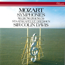 Mozart: Symphonies Nos. 28, 29 & 34/Sir Colin Davis, Staatskapelle Dresden