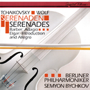 Tchaikovsky: Serenade For Strings / Elgar: Introduction & Allegro / Wolf: Italian Serenade / Barber: Adagio/Semyon Bychkov, Berliner Philharmoniker