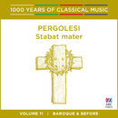 Pergolesi: Stabat mater (1000 Years of Classical Music, Vol. 11)/Sara Macliver, Sally-Anne Russell, Orchestra of the Antipodes, Antony Walker