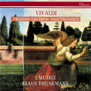 Vivaldi: 7 Bassoon Concertos/Klaus Thunemann, I Musici, Shizuko Noiri