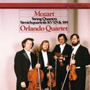 Mozart: String Quartets Nos. 21 & 22/Orlando Quartet